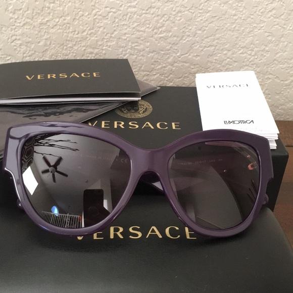 e73559f2860 Authentic New Versace Sunglasses